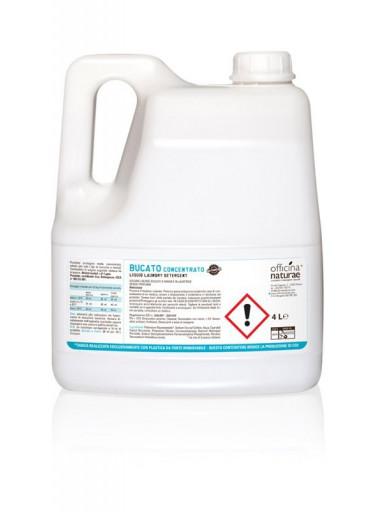 Officina Naturae Extra koncentrovaný gel na praní v ruce i pračce - bez parfemace (4 l)