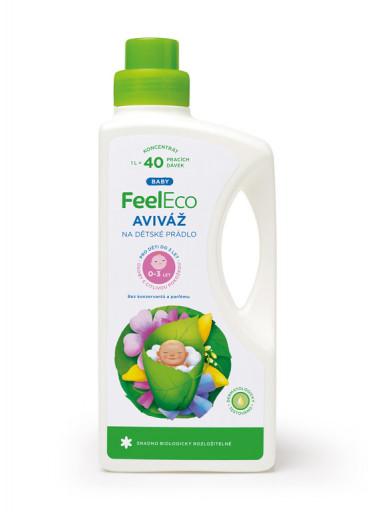 Feel Eco Aviváž Baby bez vůně, 1 l