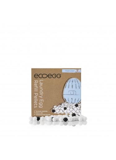 Ecoegg Náhradní náplň pro prací vajíčko 50 praní - vůně bavlny