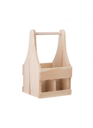 ČistéDřevo Dřevěný nosič I