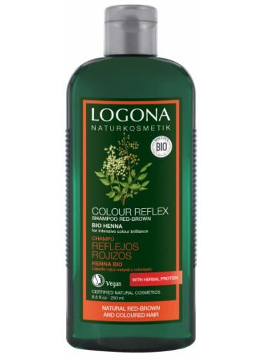 LOGONA Šampon Hena