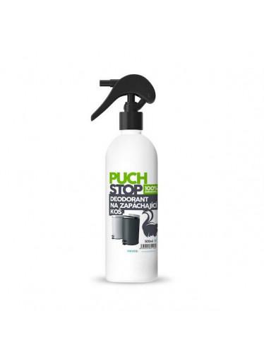 PUCH STOP Deodorant na zapáchající koš 500 ml