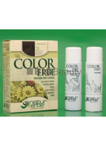 Color Erbe Barva na vlasy No.03 Hnědá. 4.0