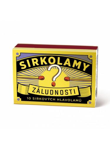 Albi Sirkolamy - Záludnosti