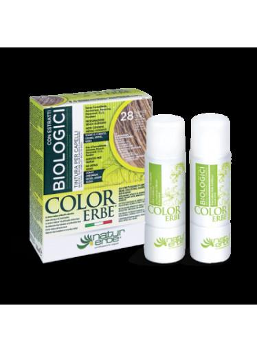Color Erbe Biologici No.28 Světlá blond