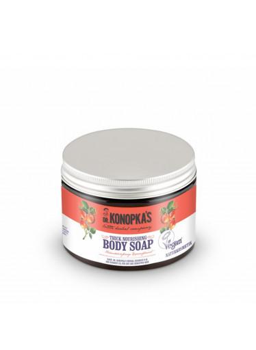 Dr. Konopka's Výživné tělové mýdlo, 500 ml