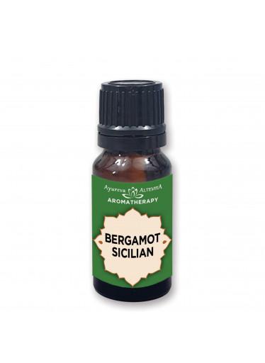 Altevita Bergamot 100% esenciální olej 10 ml