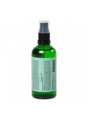 Mulieres Sprej na ruce s antibakteriálním účinkem - aloe vera (100 ml) - s aloe vera, 64 % alkoholu
