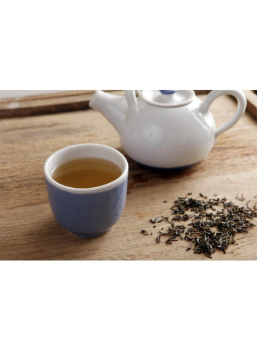 mamacoffee zelený čínský čaj 70 g Jasmínový - Tradiční s omamnou vůní jasmínu