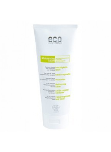 Eco Cosmetics Hydratační tělové mléko BIO (200 ml) - s vinným listem a granátovým jablkem