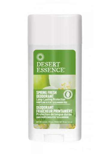 Desert Essence Deodorant Jarní svěžest 70 ml - Desert Essence
