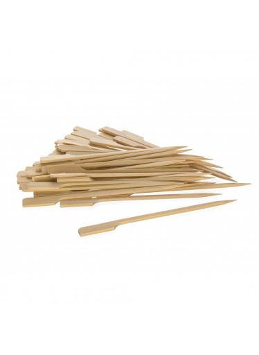 ČistéDřevo Bambusové napichovátka MY PARTY - 50 ks