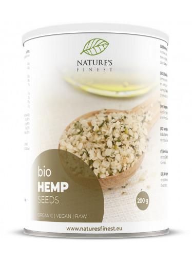 Hemp Seeds Bio 200g (Konopná semínka)