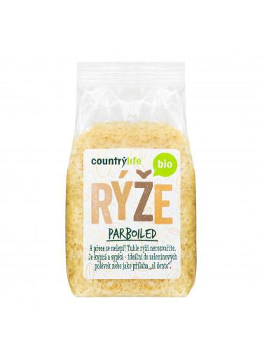 Country Life Rýže parboiled 500g BIO  COUNTRYLIFE