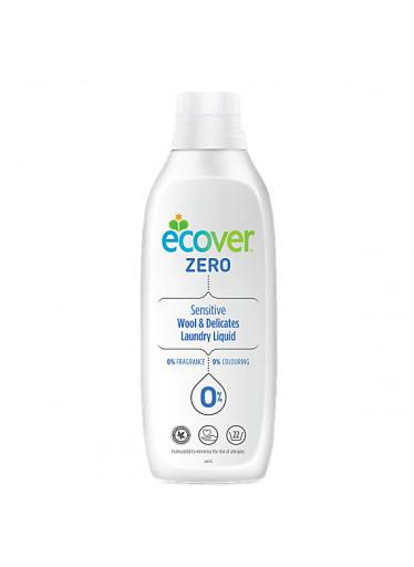 ECOVER ZERO Sensitive na choulostivé prádlo 1L, 22pd