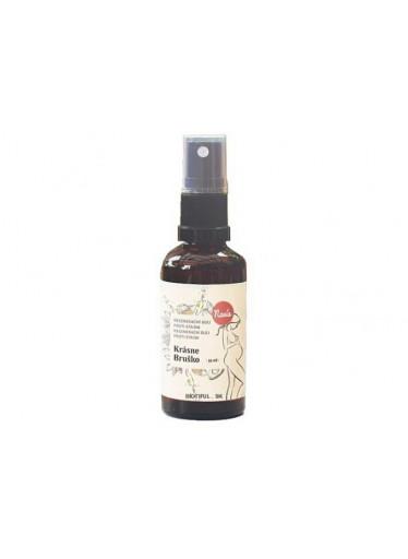 Navia Regenerační olej proti striím Krásné bříško BIO (50 ml)