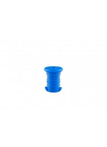 Zdravá lahev Náhradní pítko, barva tmavě modrá