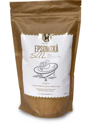 BrainMax - Epsomská sůl, 1kg