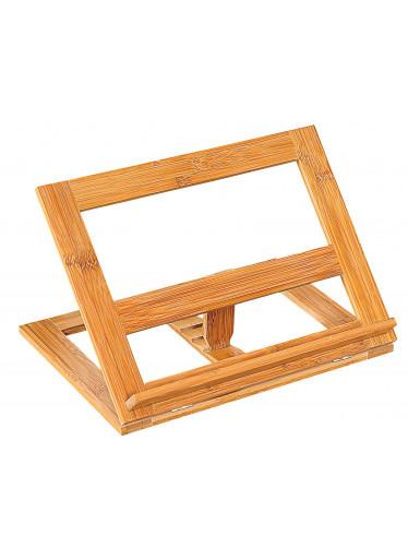 Kesper Bambusový stojan na tablet/knihu