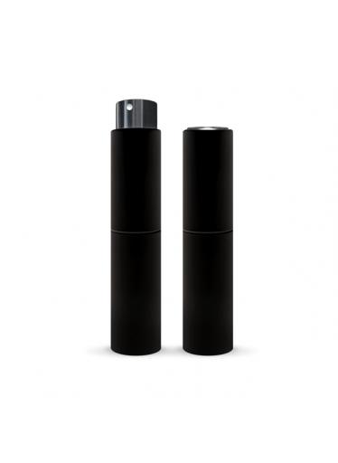 Sprej: plnitelný flakón černý 10 ml