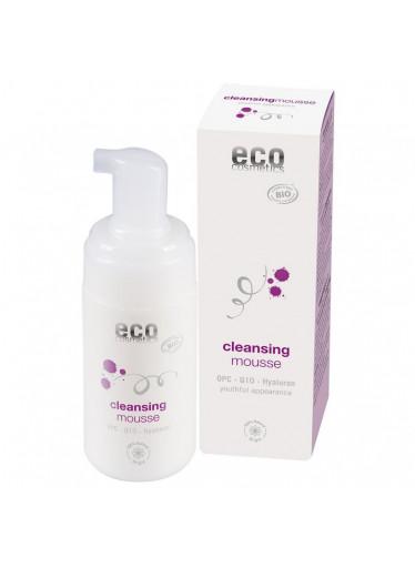 Eco Cosmetics Čistící pěna BIO (100 ml) - odstraní i zbytky opalovacího krému