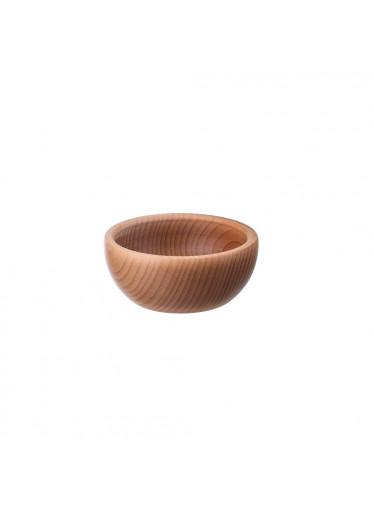 ČistéDřevo Dřevěná miska 14 cm
