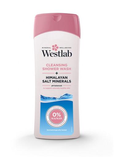 WESTLAB sprchový gel 400ml Himalájská sůl
