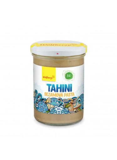 Wolfberry Tahini sezamová pasta BIO 400 g