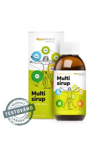 MycoMedica - Multi Sirup, 200ml