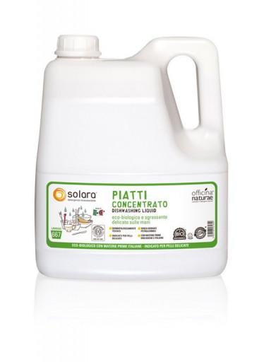 Officina Naturae Extra koncentrovaný gel na nádobí BIO (4 l) - úsporný díky vysoké koncentraci