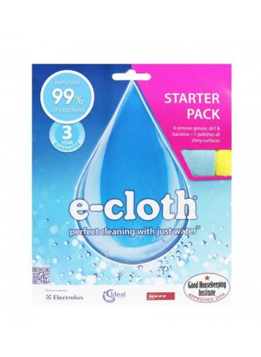 E-cloth Startovací sada - 5 ks hadříků