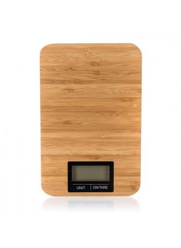 ČistéDřevo Digitální kuchyňská váha - bambusová