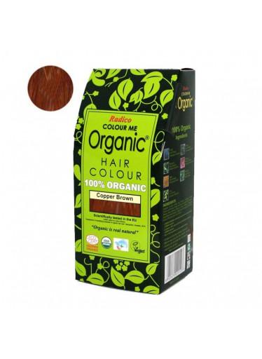 Radico Přírodní barva na vlasy BIO (100 g) - měděná - pro zdraví, lesk a sílu
