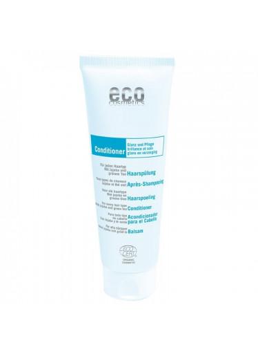Eco Cosmetics Kondicionér s jojobou a zeleným čajem BIO (125 ml)