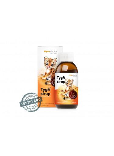 MycoMedica - Tygří sirup, 200 ml