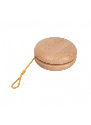 ČistéDřevo Dřevěné JoJo - 7,5 cm