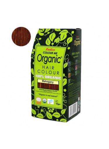 Radico Přírodní barva na vlasy BIO (100 g) - mahagonová