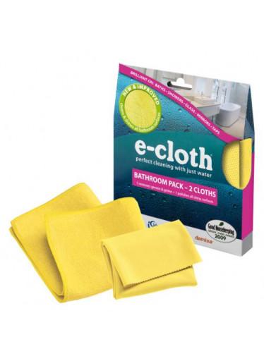E-cloth Sada hadříků do koupelny - 2ks