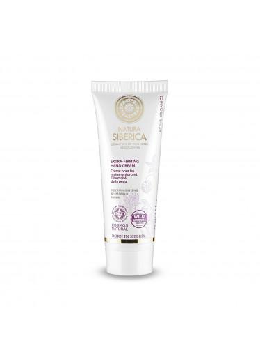 Natural & Organic Extra zpevňující krém na ruce, 75 ml