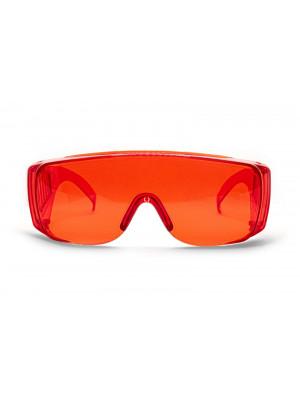 BrainMarket brýle blokující 100% modrého a zeleného světla, TRON
