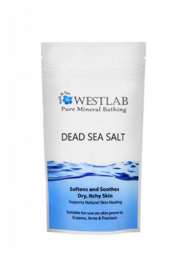 WESTLAB koupelová sůl z mrtvého moře 1kg