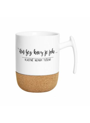 Albi Korkohrnek s uchem - Den bez kávy