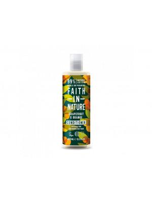 Faith in Nature - Přírodní kondicionér Graperfuit & Pomeranč, 400 ml