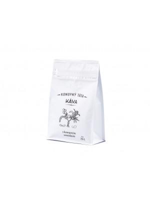 Konopná káva mletá, 250g