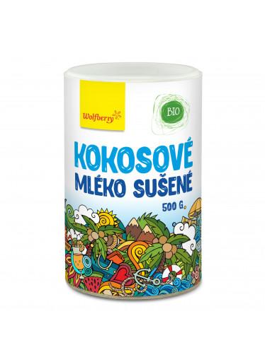 Wolfberry Kokosové mléko sušené BIO 500 g PDZ