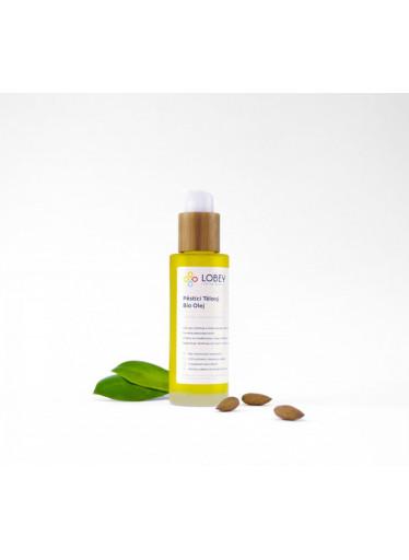 Lobey Pěstící tělový olej BIO 100 ml - vhodný i k masáži strií, hráze či prsou