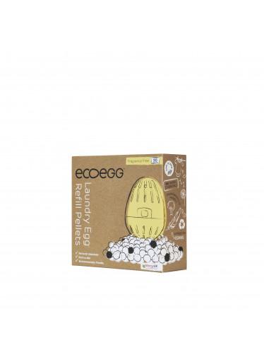 Ecoegg Náhradní náplň pro prací vajíčko 50 praní - bez vůně