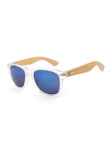ČistéDřevo Dřevěné sluneční brýle IV