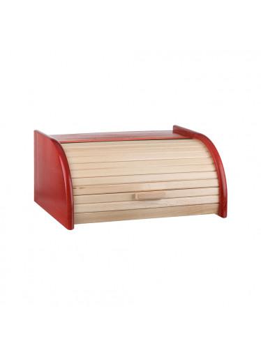 ČistéDřevo Chlebník dvoubarevný - buk + červená
