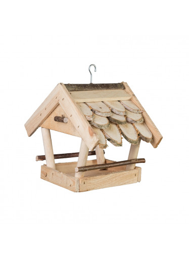 ČistéDřevo Dřevěné krmítko pro ptáky